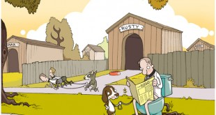 what the world would be like if dogs ruled the world