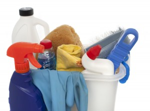Household cleaning products could be potential dog poisons