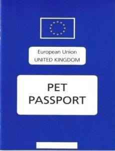 A Pet Passport